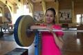 Сахалинка Анастасия Корчагина выступит напервенстве Европы потяжелой атлетике всоставе сборной страны