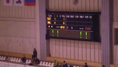 """Хоккеисты """"Сахалина"""" одержали волевую победу над""""орлами"""""""