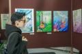 В областном центре открылась выставка работ преподавателей истудентов Сахалинского колледжа искусств
