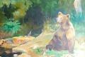 Сахалинцев зовут наоткрытие выставки художника-пограничника Вячеслава Устинова
