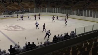 """Хоккеисты """"Сахалина"""" оступились в""""журавлином гнезде"""""""