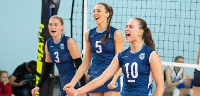 Сахалинские волейболистки эмоционально ворвались навторое место вСуперлиге