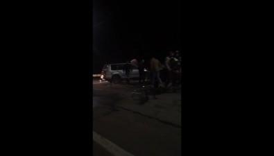 В Корсаковском районе произошло лобовое столкновение