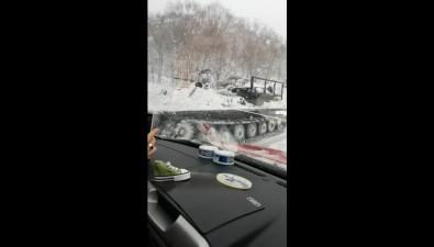 В Александровск-Сахалинский вноябре заглянула зима