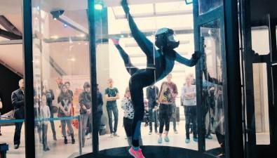 В Южно-Сахалинске спортсмены взлетели втрубу напервенстве повоздушной акробатике