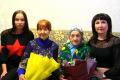 Жительница Невельска Нина Красненко отметила 90-летие