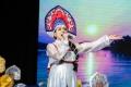 В Южно-Сахалинске спели патриотические песни