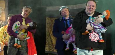 Комедию протрех отцов покажут вЧехов-центре Семчев, Васильев иЛеонов