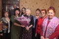 Невельчанку Галину Марченко поздравили с90-летием