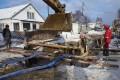 На северо-западе Южно-Сахалинска восстановили газоснабжение