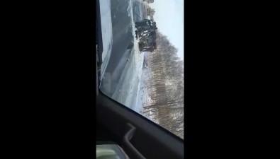 На въезде вСтародубское столкнулись дваавто