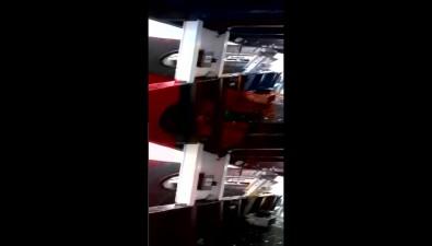 "Теплоход ""Шантар"", принадлежащий Сахалинскому морскому пароходству, протаранил сухогруз уберегов Камчатки"