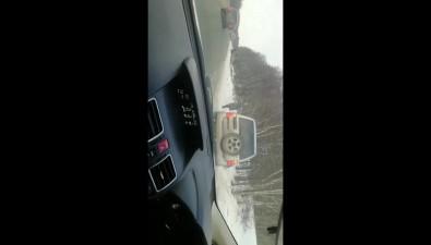 В Корсаковском районе двесерьезные аварии