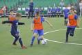 Юных сахалинцев зовут заниматься футболом
