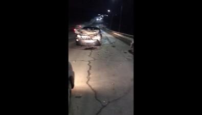 Водитель иего бетономешалка разбили дваавтомобиля возле Первой Пади