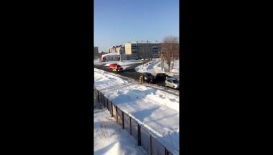 К сбитому вАниве пешеходу первыми приехали пожарные, ане медики
