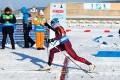 Первый день второго этапа спартакиады России полыжным гонкам длясахалинцев выдался удачным