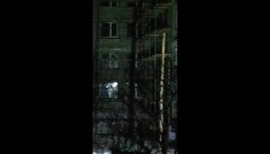 Строители недают жителям холмского села Правда спать поночам