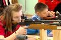 Открытое первенство Анивского района популевой стрельбе провели вТроицком