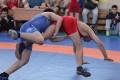 На соревнованиях повольной борьбе определили чемпионов области