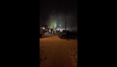 В горевшем доме вЮжно-Сахалинске обнаружили тела двух человек