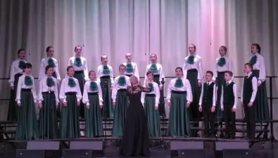 Хор южно-сахалинской музыкальной школы №1 примет участие вмировом чемпионате