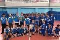 Юные волейболисты Сахалина определили лучших напраздничном турнире