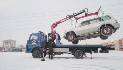 """В Южно-Сахалинске появились газовые эвакуаторы для""""крузаков"""" и""""сафарей"""""""