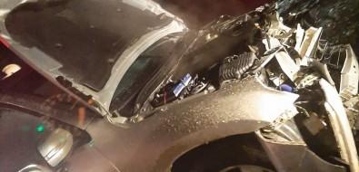 Четыре машины попали вДТП наобъездной наНово-Троицкое