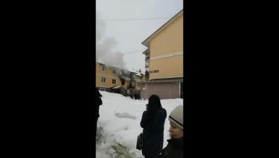 При пожаре вдоме поулице Долинской погибла южносахалинка