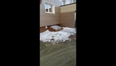 Только чтосданный домв Горнозаводске ужедважды подтопило
