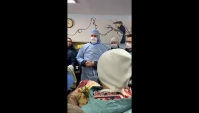 """Карантинщики-бунтари в""""Юбилейном"""" согласны посидеть тихо до31 марта"""