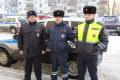 Сотрудники охинской полиции спасли замерзшую девушку