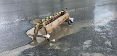 Южносахалинец сзаботой оземляках предупреждает оглубокой ямена улице Поповича