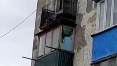 Один сахалинец погиб, адругой пострадал отпожара вхолмской пятиэтажке