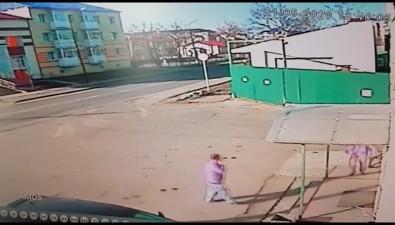 Сахалинец врезался вворота магазина вПоронайске