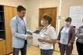 Почтовых работников Анивского района поздравили спрофессиональным праздником