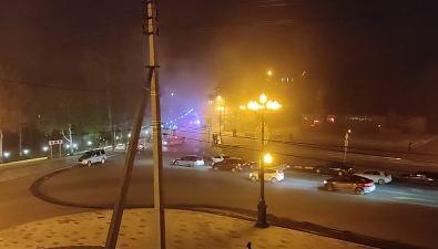 "В Южно-Сахалинске ликвидировали возгорание вгостинице ""Юбилейная"""
