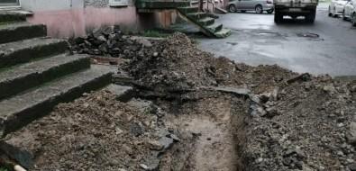 Владелец кафе хотел канализацию, аполучил проблемы смэрией Южно-Сахалинска