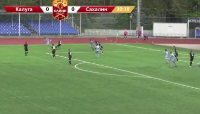 """Футболисты """"Сахалина"""" наконец забили, новсе равно едут домой безпобед"""