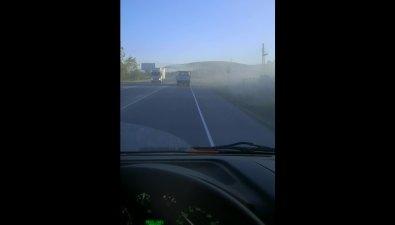 По меньшей мере шесть автомобилей столкнулись наподъезде кНово-Александровску