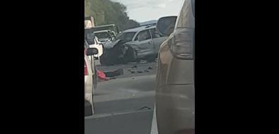 В ДТПна долинской трассе погибли двачеловека