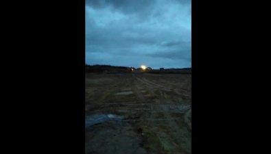 Незаконное захоронение отходов усела Валсняли местные жители