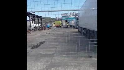 Холмский порт сообщает озадержании партии икры