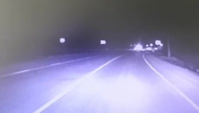 Полицейские устроили погоню запьяным водителем