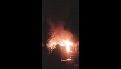 В Березняках вовремя пожара погибла женщина