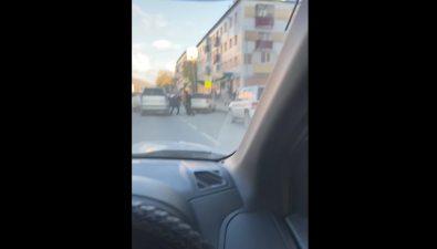 Дорожный инцидент вЮжно-Сахалинске закончился серьезной дракой
