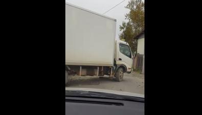 Недобросовестный подрядчик непозволил привести впорядок Карпатскую после визита СКК