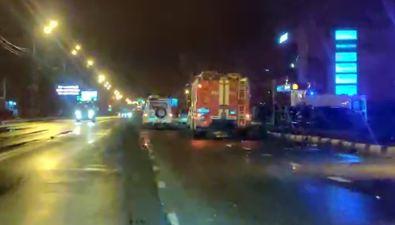 В ночном ДТПна проспекте Мира погиб человек