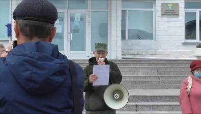 В Макарове вовторой разобратились кпрезиденту из-за рыборазвода